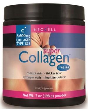 Super Colageno Tipo 1 e 3 - 6600 mg NEOCELL