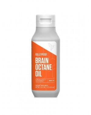 Brain Octane MCT Óleo de Coco Ultra Concentrado BULLETPROOF 473 ml