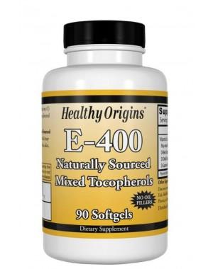 Vitamina E400 90softgels HEALTHY Origins