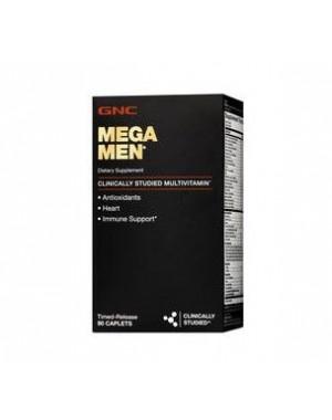 Mega Men 90caplets GNC