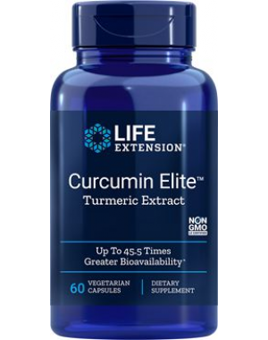 Curcumin Elite 60 veg caps LIFE Extension