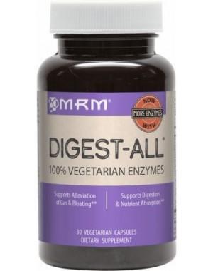 Digest All 30 vegetarian capsules MRM