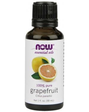 Óleo essencial de Grapefruit toranja 1oz 30ml NOW Foods