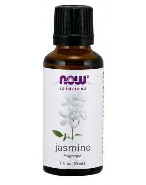 Óleo fragrancia de Jasmine jasmin 1oz 30ml NOW Foods