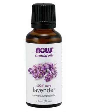 Óleo essencial de Lavander lavanda 1oz 30ml NOW Foods