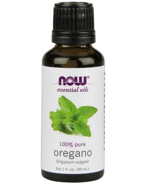 Óleo essencial de orégano 1oz 30 ml NOW Foods