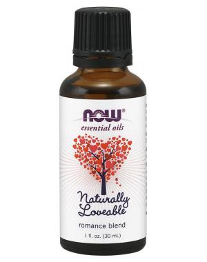 Óleo essencial Blend Naturally Loveable 1oz 30ml NOW Foods
