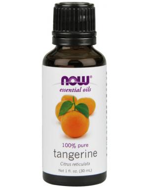 Óleo essencial de Tangerine tangerina 1oz 30ml NOW Foods