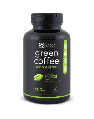Green Coffee 400mg 90 Liquid Softgels SPORTS Research