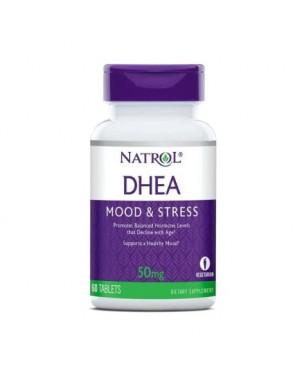 DHEA 50 mg 60 tablets NATROL