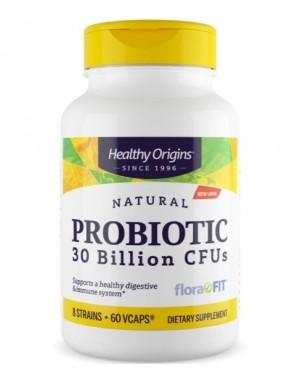 Probiotico 30 Billion CFUs 60vcaps HEALTHY Origins