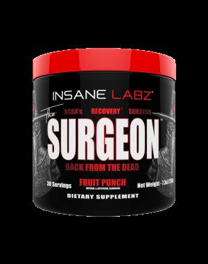 Surgeon 30 servings INSANE Labz vencimento 10/2020