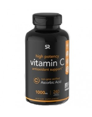 Vitamina C 1000mg 240 vcaps SPORTS Research