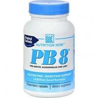 PB8 Original Formula probiotico 120 caps NUTRITION Now