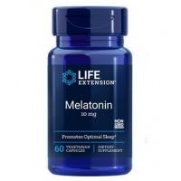 Melatonina 10mg 60 caps LIFE Extension