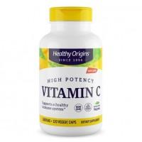 Vitamina C 1000mg 120 vcaps HEALTHY Origins