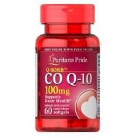 Coq10 100mg 60 softgels PURITANS Pride