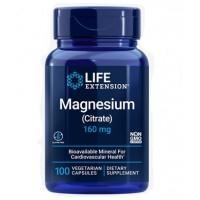 Magnesium Citrate 100vegcaps LIFE Extension