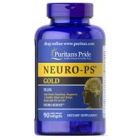 Neuro PS Gold 90 softgels PURITANS Pride