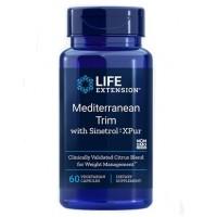 Mediterranean Trim com Sinetrol XPur 60 vegetarian capsules LIFE Extension