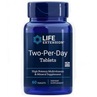 Two per day 60 tablets LIFE Extension
