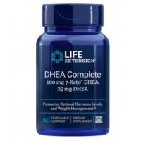 DHEA Complete 60 veggie caps LIFE Extension