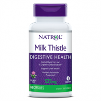 Milk Thistle 525mg 60caps NATROL