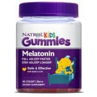 Melatonina Kids para criancas 90 Gummies NATROL