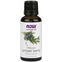 Óleo essencial de Juniper Berry 1oz 30ml NOW Foods