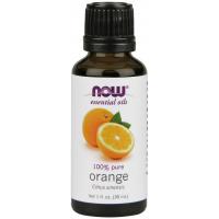 Óleo essencial de laranja Orange 30ml 1oz 100% Puro NOW Foods