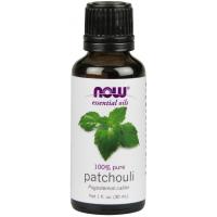 Óleo essencial de patchouli 1oz 30ml NOW Foods