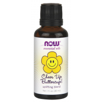 Óleo essencial blend Cheer up buttercup 1oz 30ml NOW Foods