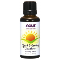 Óleo essencial blend Good Morning Sunshine 1oz 30ml NOW Foods