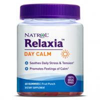 Relaxia Day Calm dia calmo 60 gummies NATROL