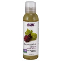 Óleo de uva Grapeseed oil 4 oz 118ml NOW
