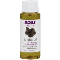 Óleo de jojoba 1oz 30ml NOW Foods