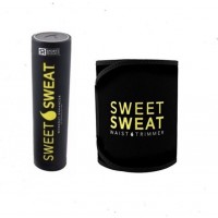Sweet Sweat 184g Bastão + Cinta Neoprene