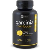 Garcinia Cambogia 65% 500mg 90 Softgels SPORTS Research