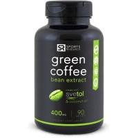 Green Coffee 400mg 90 Liquid Softgels SPORTS Research val:06/21