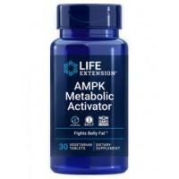 AMPK Metabolic Activator Life Extension 30 vegetarian tablets