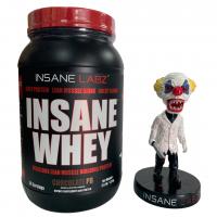 Whey Protein + Boneco INSANE Labz
