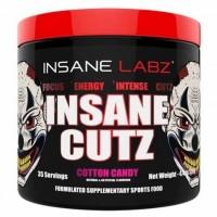 Insane Cutz Spartan em pó INSANE Labz
