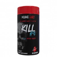 Kill H2O - Diuretic 60 capsulas  Insane Labz