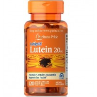 Luteina 20mg 120 softgels PURITANS Pride