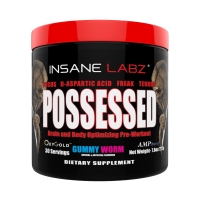 Possessed 30 servings INSANE Labz