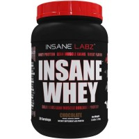 Whey Protein INSANE Labz 1.1kg Formula Original USA