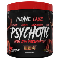 Psychotic Hellboy 35 servings INSANE Labz