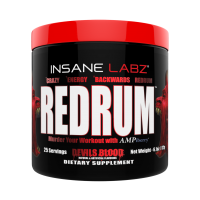 Redrum 25 servings INSANE Labz