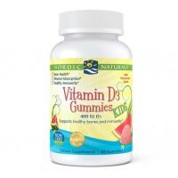Vitamina D3 KIDS 60gummies NORDIC Naturals